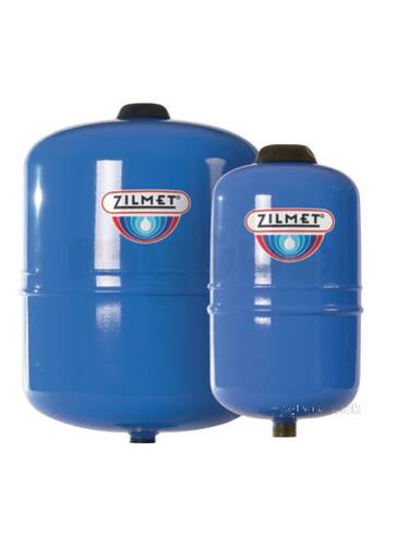 Zilmet Water Pro Expansion Vessel For Electrical Pumps And Water Heaters