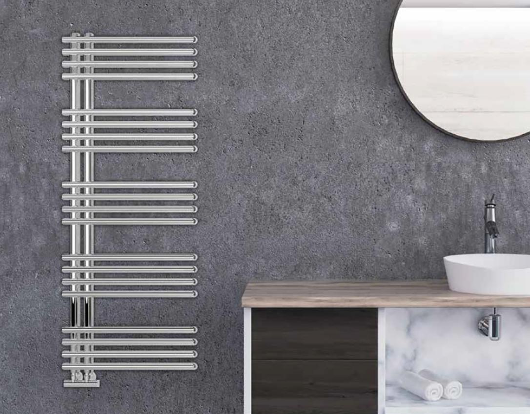 Lazzarini Como Designer Heated Towel Rail
