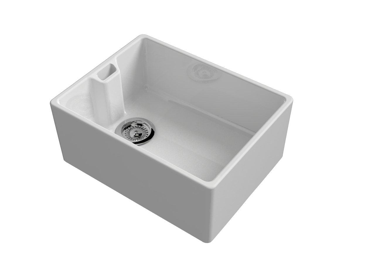Belfast Contemporary Ceramic Kitchen Sink