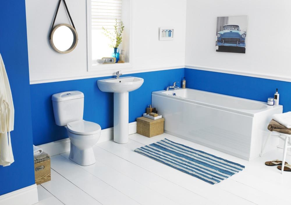 azure suite complete bathroom suite including toilet