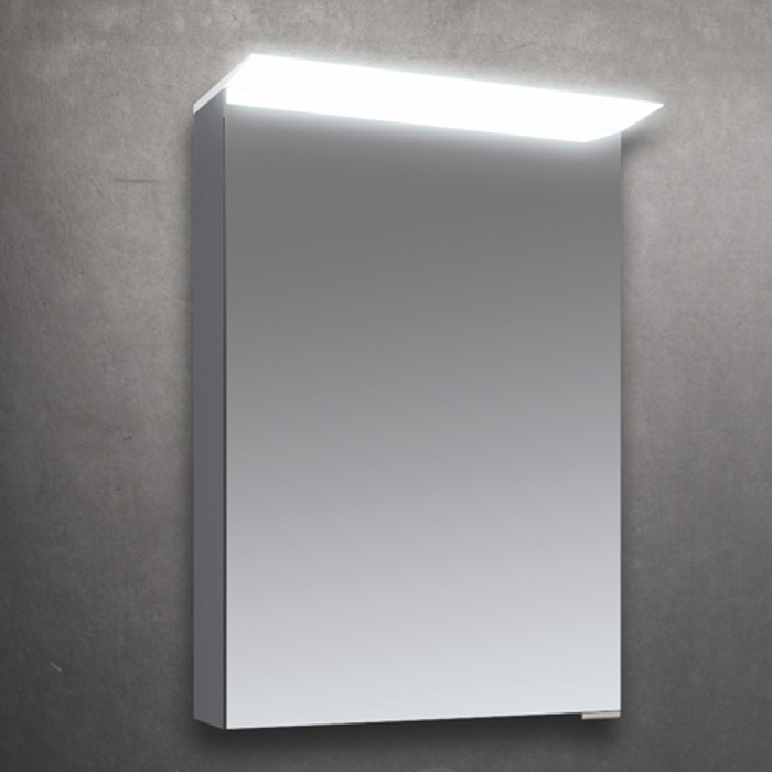 BC Designs Blade Aluminium LED Modern Bathroom Cabinet