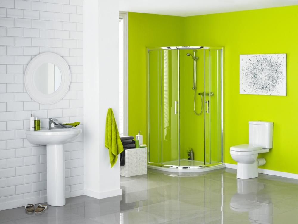 Citrus Suite - Complete Bathroom Suite including Toilet,