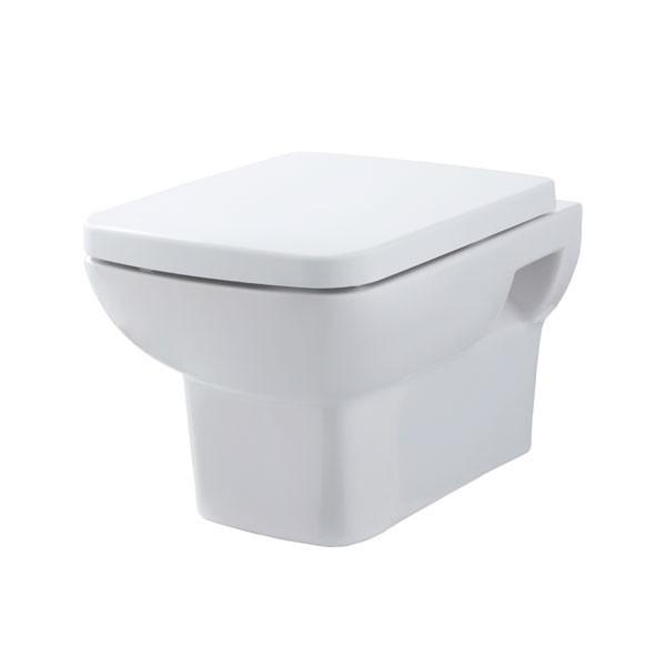 Premier Ambrose Vitreous China Wall Hung Toilet Pan