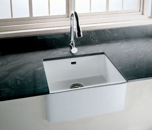 R.A.K Gourmet 2 Tulip Sink Belfast Style 595mm x 475mm